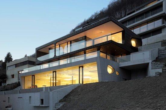 GENERATOR |Wohn- und Arbeitshaus by Carlos Martinez Architekten  Berneck