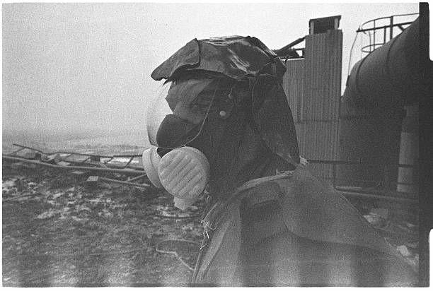Image result for chernobyl liquidators