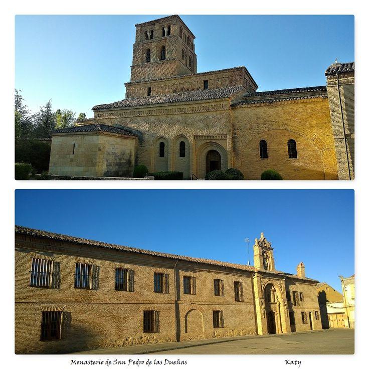 Monasterio de San Pedro de las Dueñas Sahagún (León)