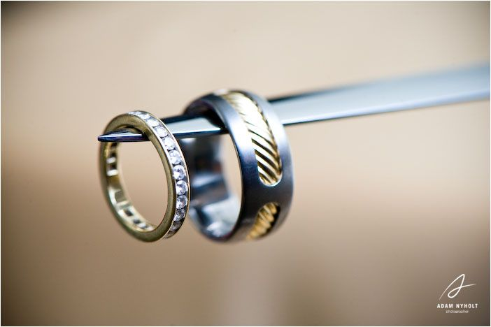 Rings on the saber! Michelle and Brian's Wedding – West Point, NY : Adam Nyholt, Photographer