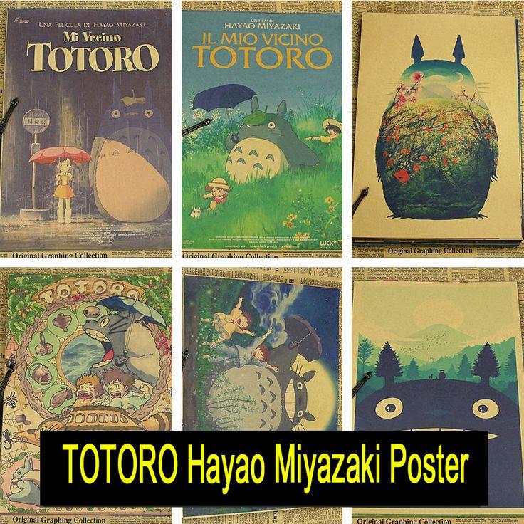 Retro film posters