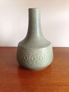 Rare Ceramic Pottery Vase by Soholm - Danish 1960's Mid Century   eBay