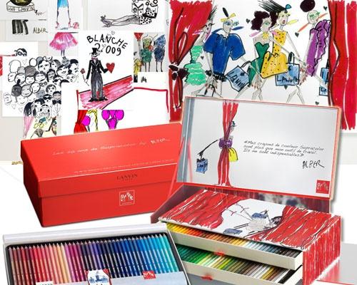 Lanvin-Coloring-Sketches-Albert-Elbaz-Fashion-Fustany