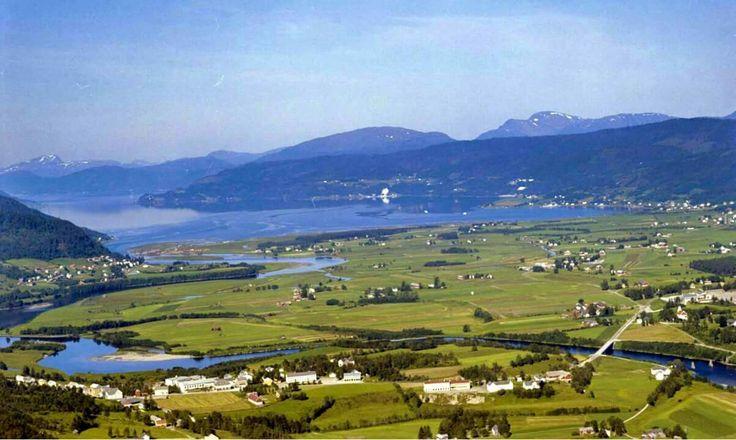 Møre og Romsdal fylke Surnadal kommune Skei 1967 Utg