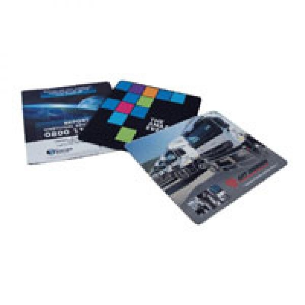 rectangle mousepad Product Size: 230w x 195h  Branding Type: digital Material: polyester/rubber