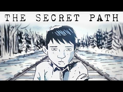 SECRET PATH - GORD DOWNIE and JEFF LEMIRE