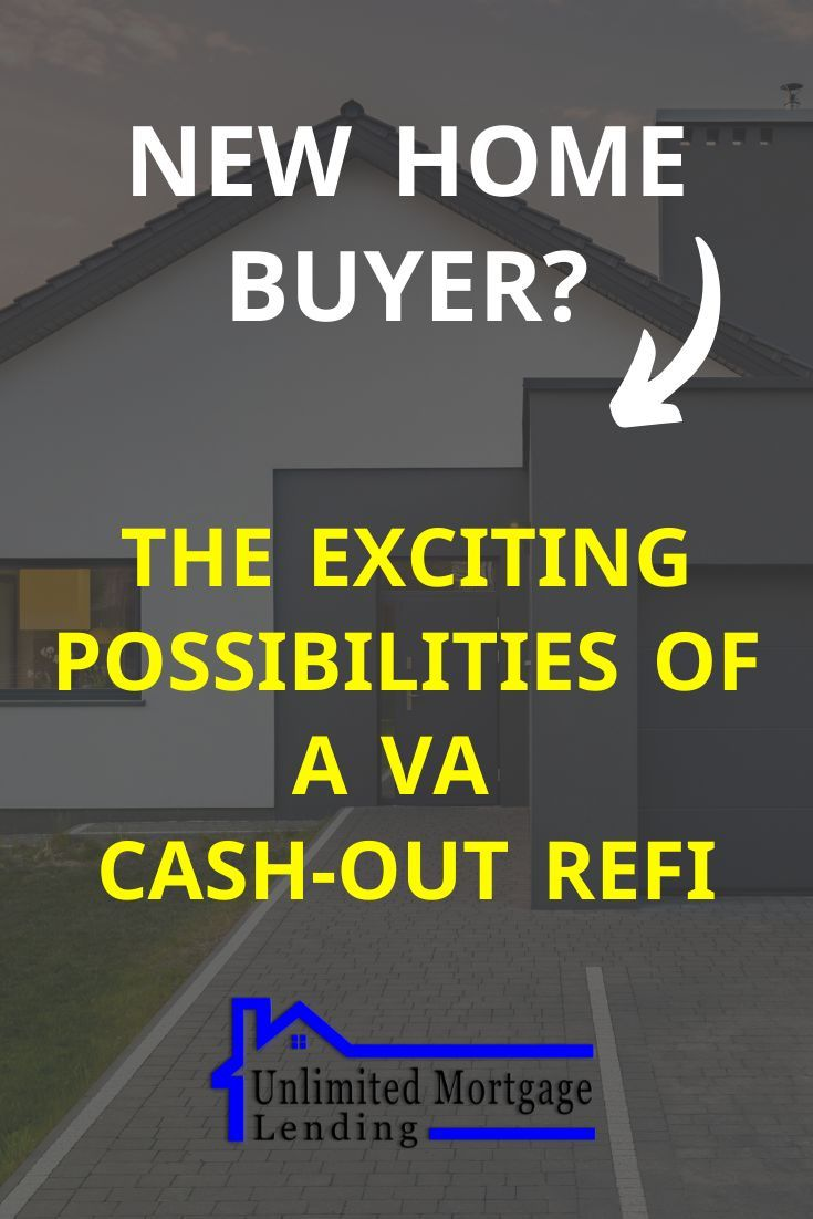 va home refinance with cash out