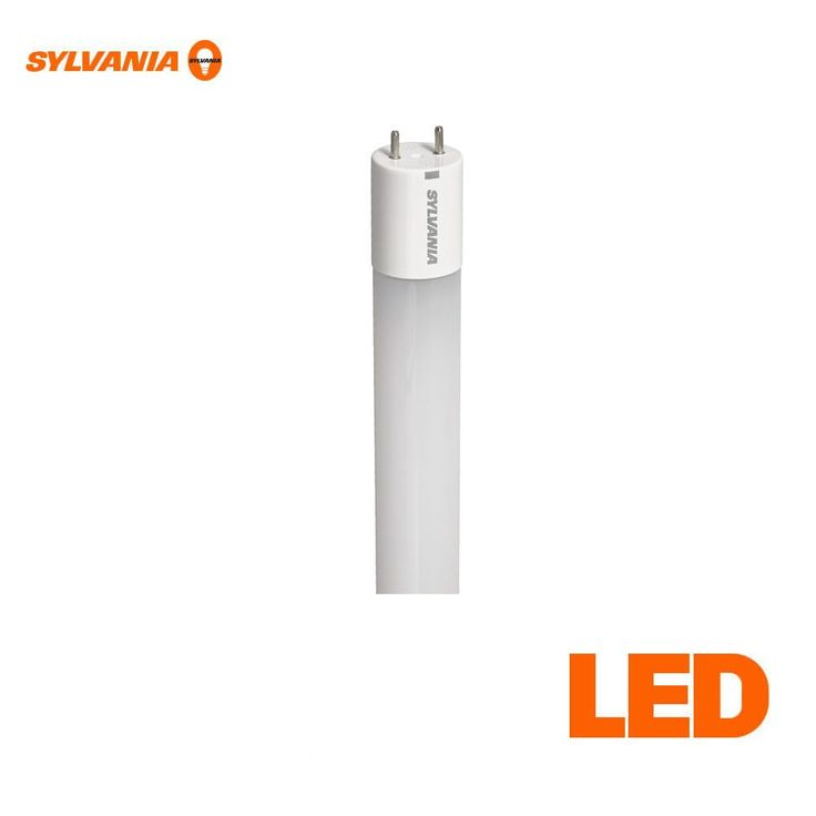 Sylvania 75286, 75287, 75288 - T8 LED Tube - 15W - 32W Fluorescent Tube Replacement - Dimmable