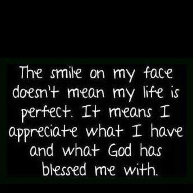smileThoughts, Blessed, God, Life, Inspiration, Quotes, Living, Smile, True Stories