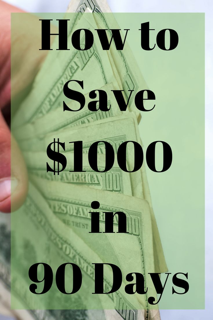 How to Save $1000 in 90 Days | #BudgetingDivas | Divas With A Purpose