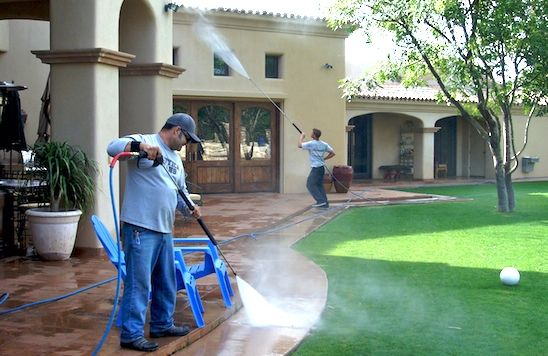 Top 5 Reasons to Include Pressure Washing in Your Spring-Cleaning Routine