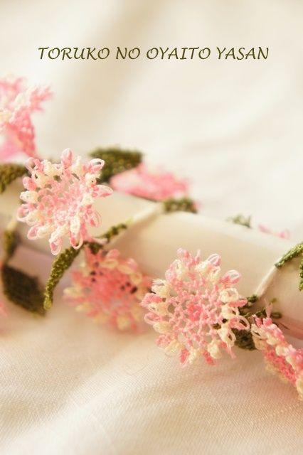 flower Needle lace