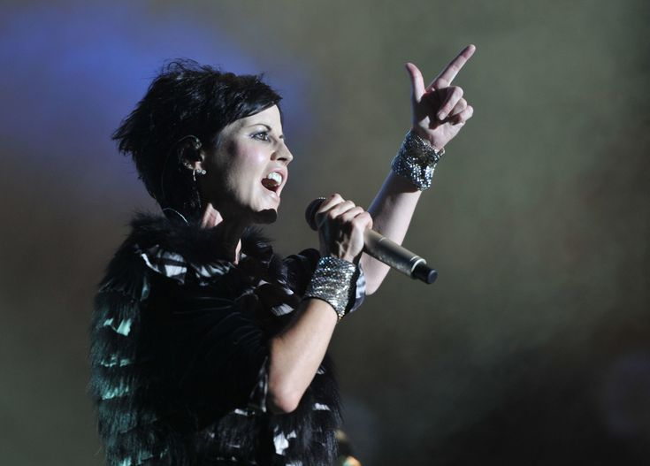 Dolores ORiordan Lead Singer of the Cranberries Dies at 46