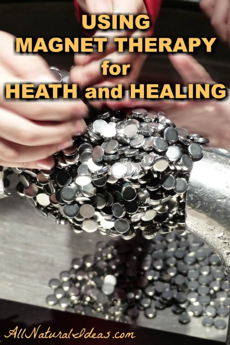 Have you heard of using magnets for health and healing? Magnetic therapy is well known for pain management. But, what other benefits can it provide? | allnaturalideas.com