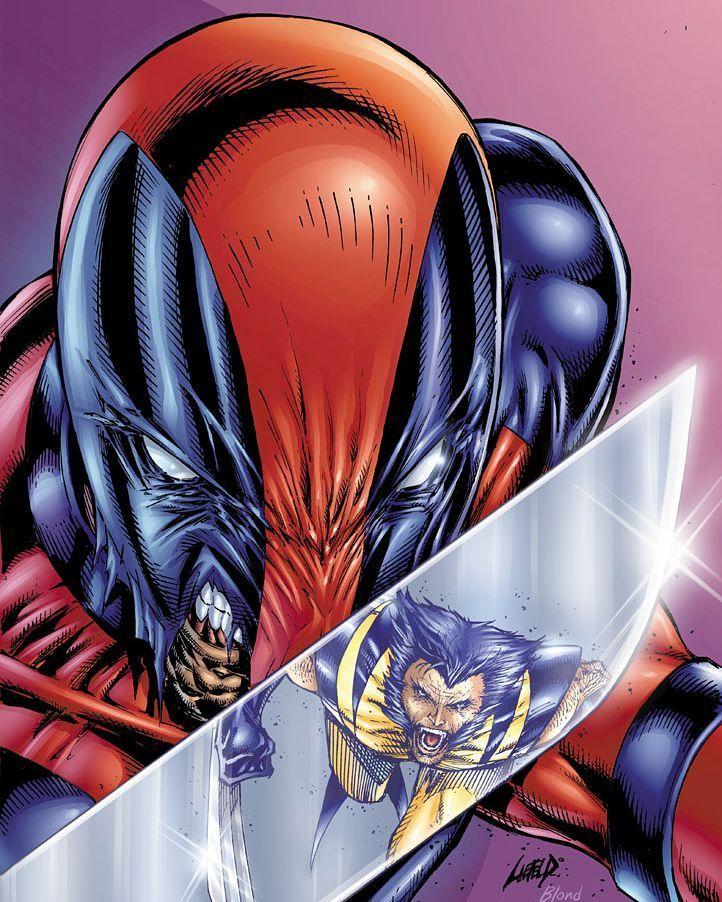 Wolverine (Volume 2) 155 Cover. #RobLiefeld #Deadpool #WadeWilson #MercWithAMouth #Chimichanga #DishonorableDischarge #Wolverine #WolverineComics #XMen #WeaponX #DepartmentH #Logan #OldManLogan #Superheroes #JamesHowlett #Earth616 #FatalAttractions #HorsemanofApocalypse #WeaponPlus #EnemyoftheState #Killable #MarvelComics #Marvel #ComicBooks #Comics #MarvelUniverse #ComicsDune
