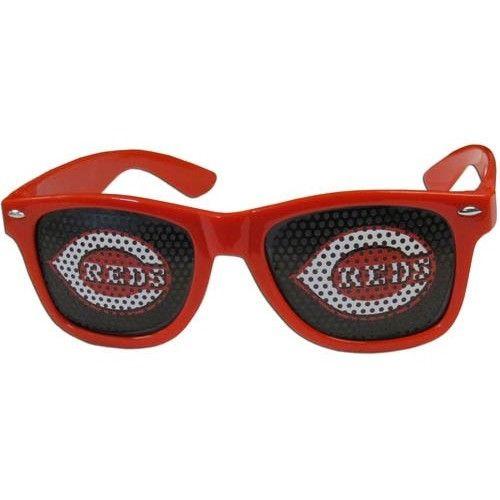 Cincinnati Reds Game Day Retro Sunglasses