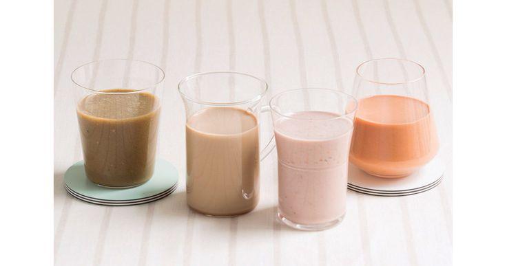 手軽に老化を食い止めるには、朝のきな粉プラスドリンクがお薦め。きな粉は食物繊維が豊富で抗糖化パワー大。これに抗酸化成分たっぷりのドリンクを組み合わせれば、シミ、シワをストップ。やせやすい体も手に入ります。