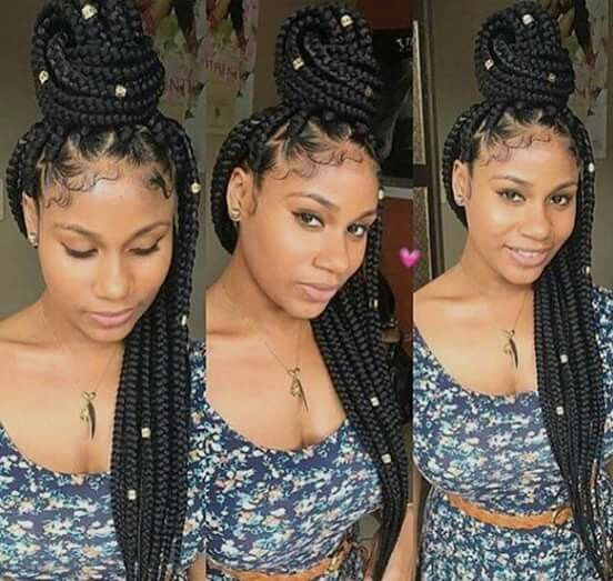 206 Best Images About Hairstyle On Pinterest: 206 Best Images About Braids On Pinterest