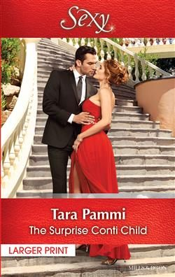 Mills & Boon™: The Surprise Conti Child by Tara Pammi