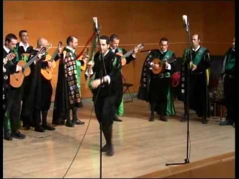 5ª Canción interpretada por Agrónomos de Orihuela en el II Certamen Nacional Científico de Tunas celebrado en Valencia