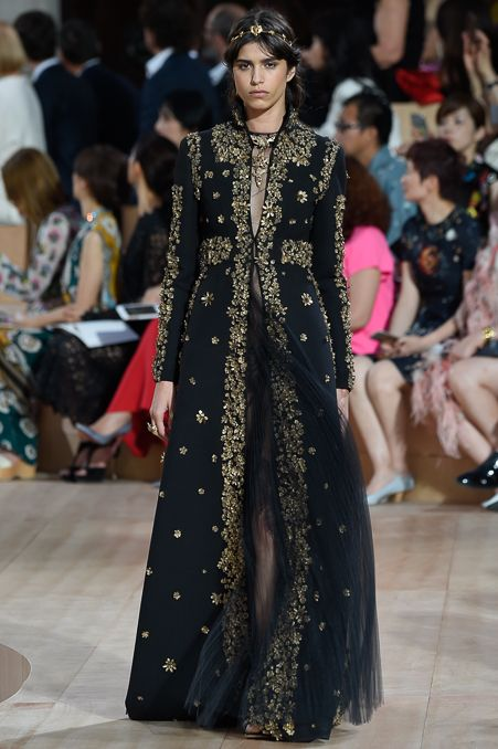 Starry Eyed | Valentino Fall 2015 Couture