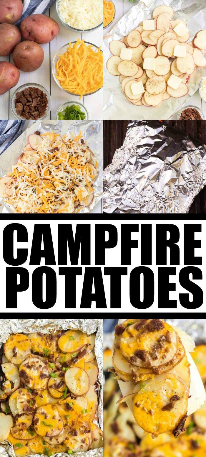 Campfire potatoes   – Spaceships and Laser Beams Recipes