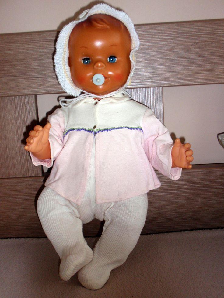 Bábika - výrobca Hamiro - 70 roky