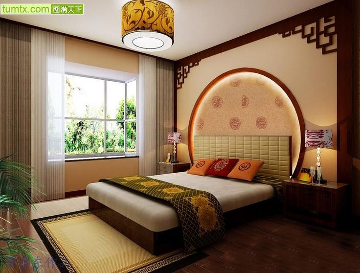 Asian bedroom asian style decor pinterest asian for Asian wedding bedroom decoration
