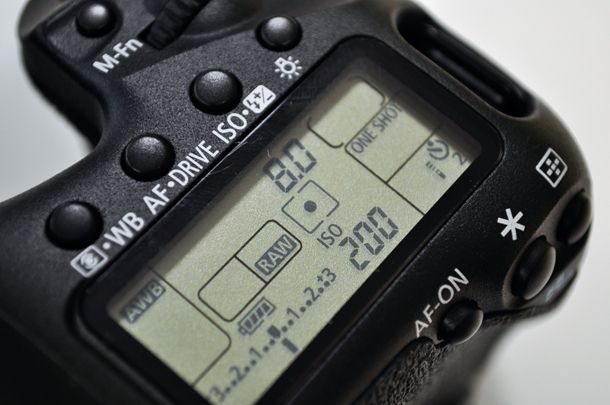 7 daily exercises that will make you a better photographer:  Spot meter