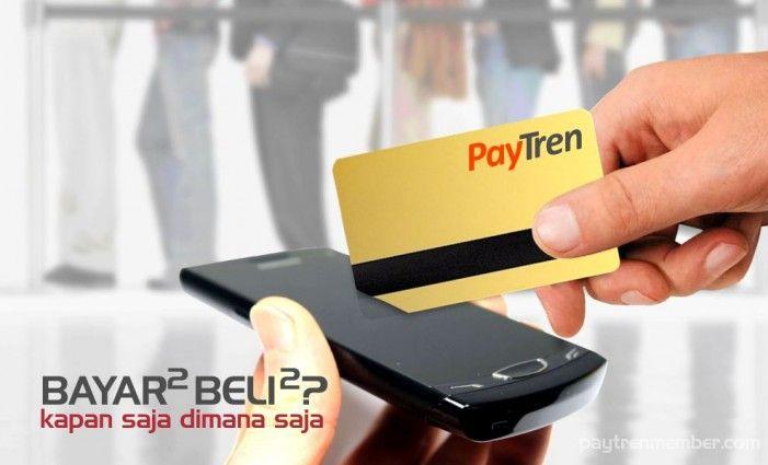PayTren transaksi