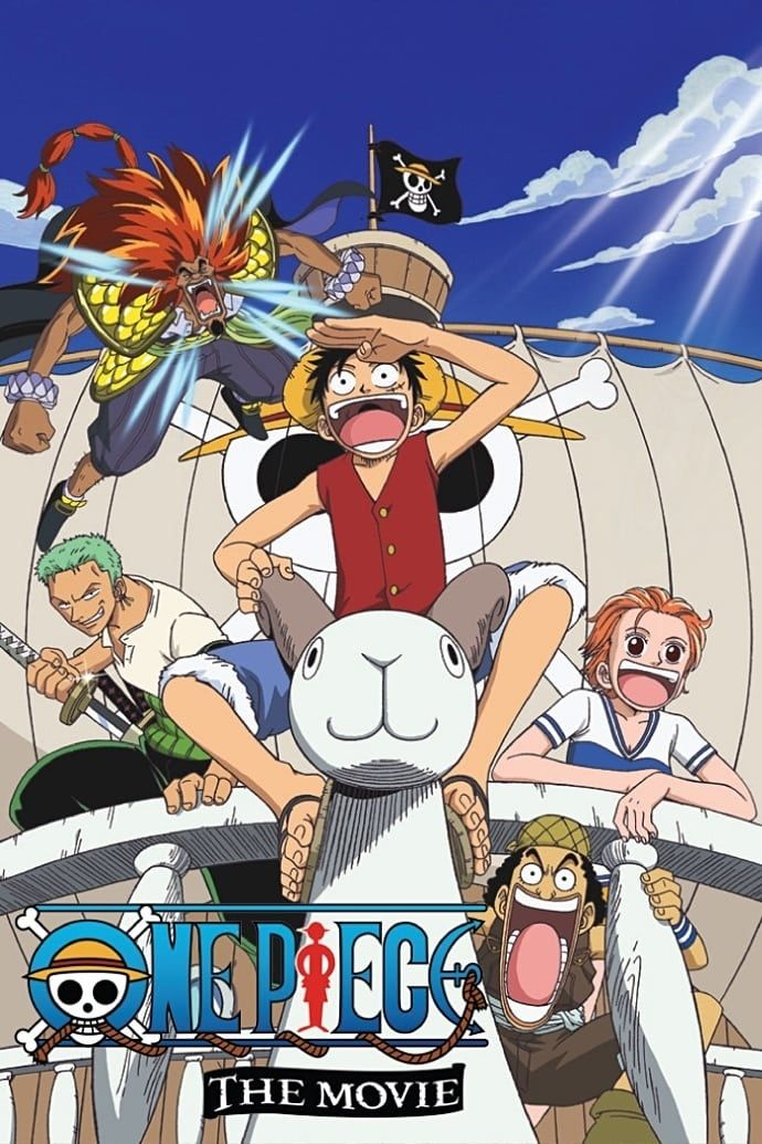 One Piece The Movie One Piece Movies Watch One Piece One Piece Manga