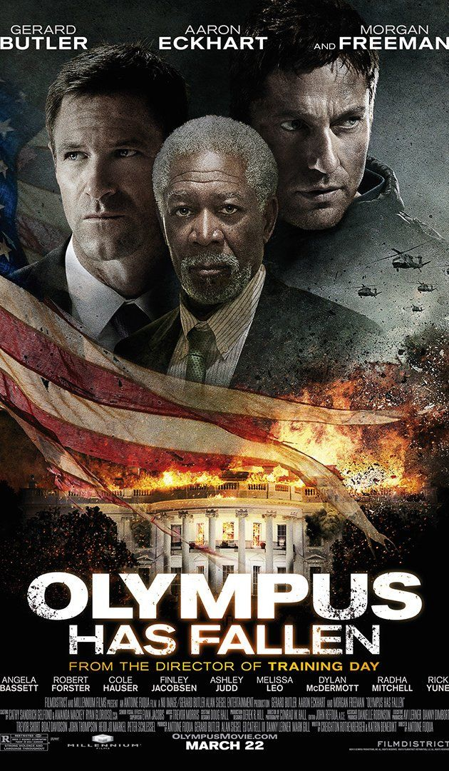 Olympus Has Fallen Disgraced former Presidential guard Mike Banning finds himself trapped inside the White House in the wake of a terrorist attack; using his i...