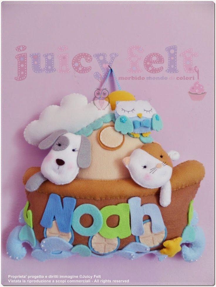 Juicy felt: L'Arca di Noah