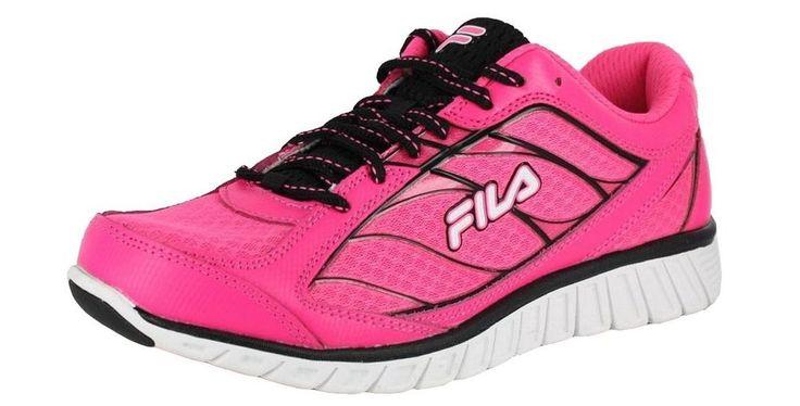 Fila Hyper Split BC Running Shoes pink women's size - NEW  39.99 http://cgi.ebay.com/ws/eBayISAPI.dll?ViewItem&item=331266658114