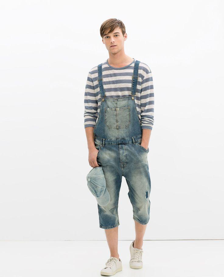 #Boy #Guy #Men #Overalls #Menswear