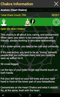 Chakra Meditation: miniatuur van screenshot