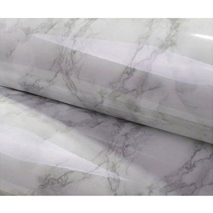 Amazon Com Grey Granite Look Marble Effect Contact Paper