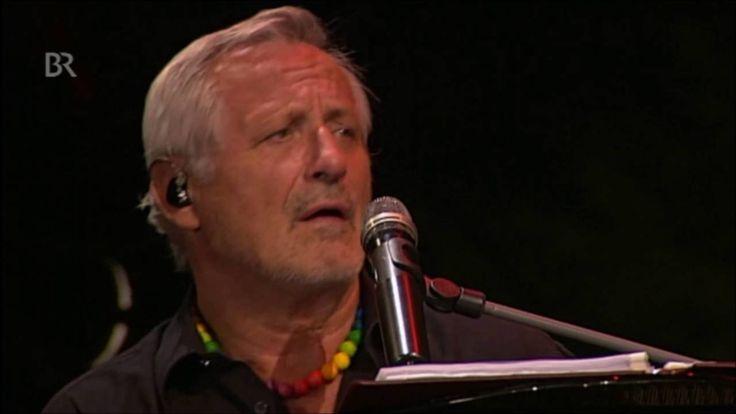 Konstantin Wecker bei den Songs an einem Sommerabend 2014