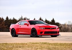 2014 Chevrolet Camaro Z28 Muscle Supercar USA -12 wallpaper