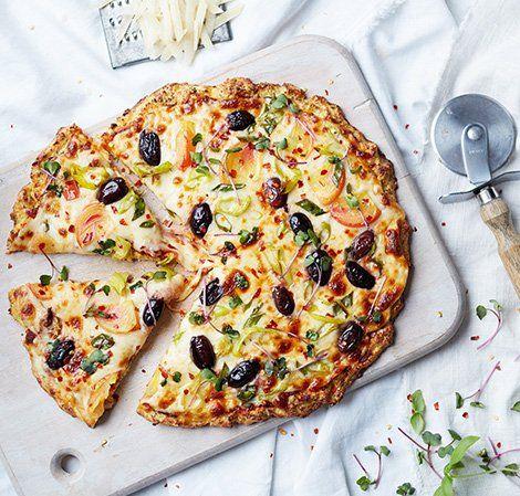 Cauliflower Crust Recipe | Vitamix Recipes