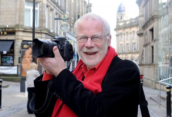 Acts of Kindness in Photos: Bradford Photographer Tony o'Connell