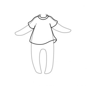 how to draw chibi clothes tutorial furry in 2018 pinterest