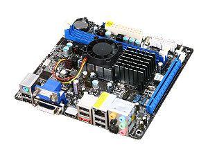 ASRock E350M1 AMD E-350 APU (1.6GHz, Dual-Core) AMD A50M Hudson M1 Mini ITX Motherboard/CPU Combo