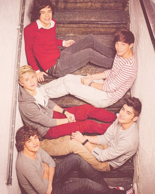 Are these the steps they made there video diaries on? Cause if they are that would be cool!!!