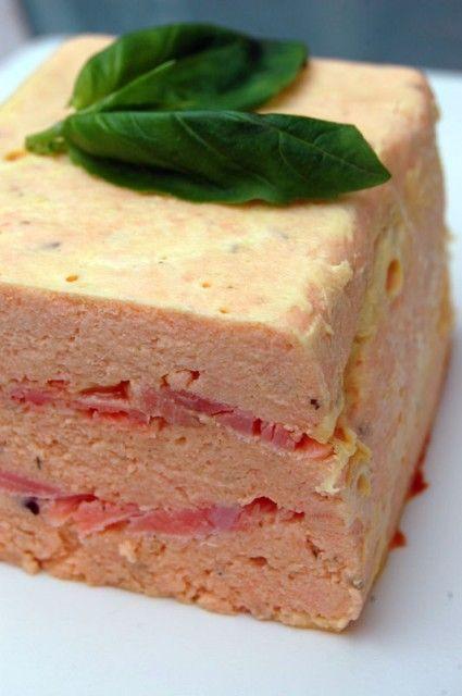 .^. Terrine de saumon : top classe et la plus facile du monde ! | Torchons…