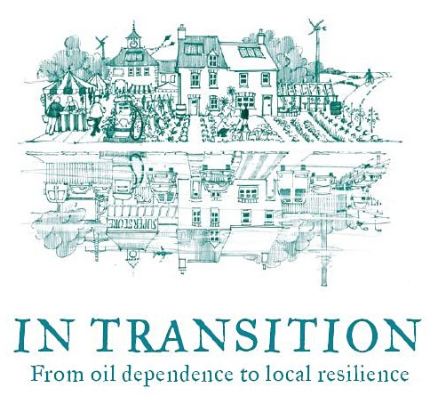 Transition Town illustration