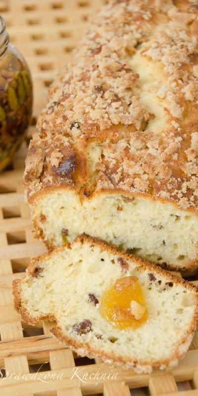 Ciasto drożdżowe – sypane