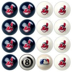 This MLB Home Vs. Away Pool 8-Ball Set brings the game from the grid-iron to your pool table! All MLB team logos and colors are precisely reproduced onto each Belgian Aramith Billiard Ball. Belgin Aramith balls are considered the finest in the industry and have been the BCA's billiard ball sets of choice for decades. Makes a unique gift for the NFL fan in your life. Features true Belgian Aramith 2 1/4 tournament quality billiard balls (finest in industry), 7 balls designed in primary team…