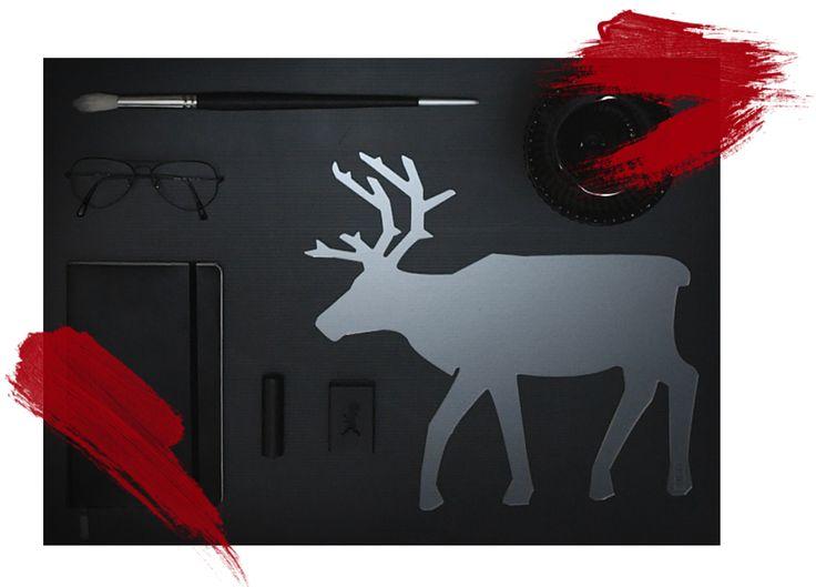 Dear Deer by Dalili design