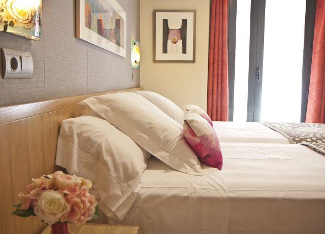 Seville Flor Naranja Aparment : Bedrooms.Dormitorios